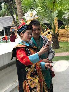 איך אומרים שלום בסינית