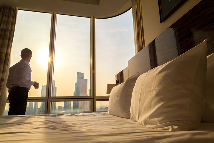 הזמנת בתי מלון לאנשי עסקים