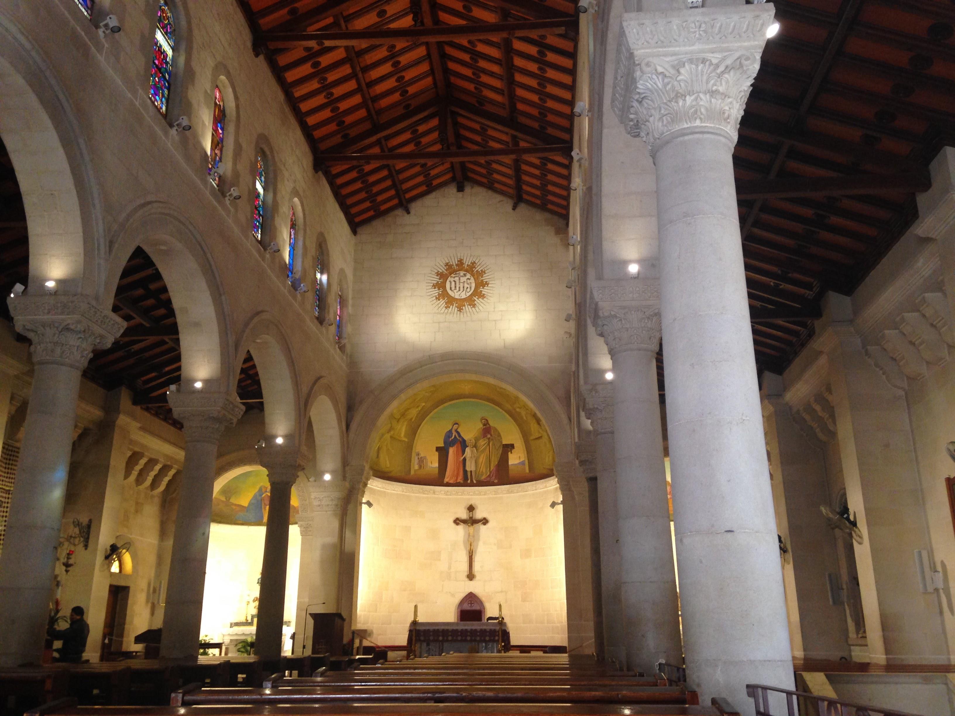 כנסיה בנצרת