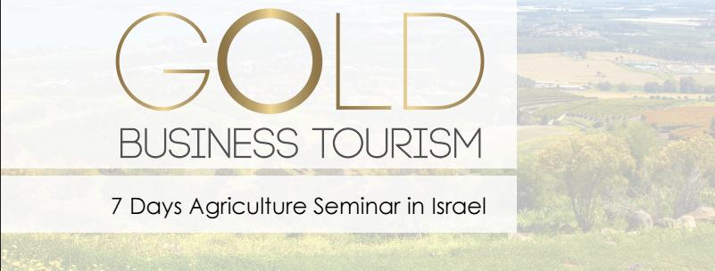 Agriculture Seminar in Israel