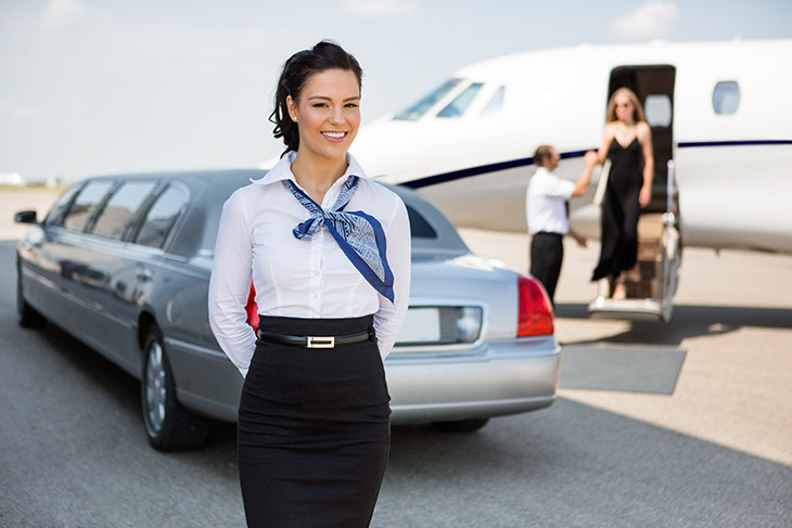 VIP services at Ben Gurion Airport